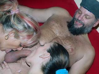 Mature Housewife Joanna Depp Rides a Cock