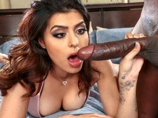 Taking Huge Dick Fixes Her Cravings