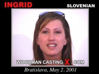 Ingrid casting
