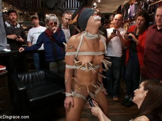 Perfect Body, Beautiful Face - First Time Public S