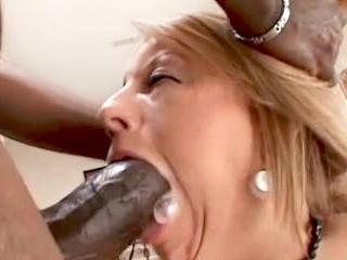 BBC inside Desire Moore pussy