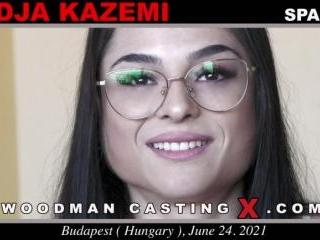 Nadja Kazemi casting
