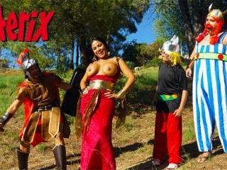 Axterix and Clitorix