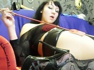 Mistress Flaunts Her Sexy Ass