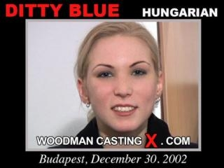 Ditty Blue casting