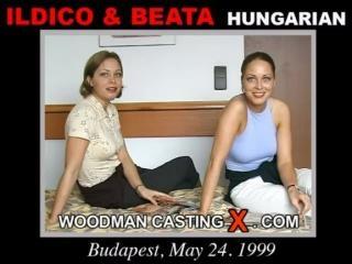 Ildico & Beata casting