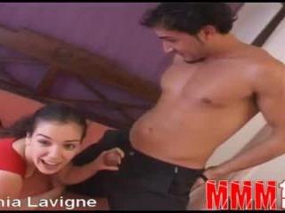 Porn video :   Cynthia Lavigne Jorge