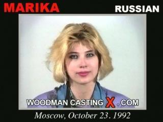 Marika casting