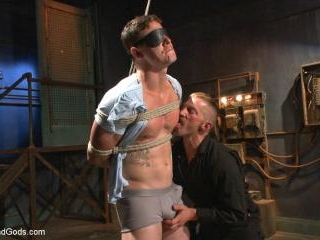 New captive bound, beaten and electrified