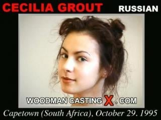 Cecilia Grout casting
