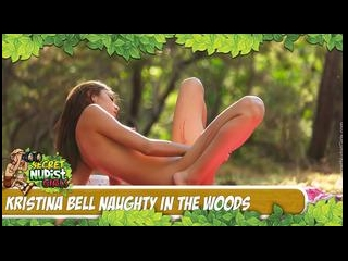 Kristina Bell presents Naughty in the Woods