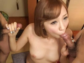 Amateur solo toy porn with superb Mei Mizuhara