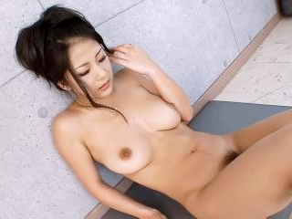 Horny Satomi shows everyone how she loves to fuck