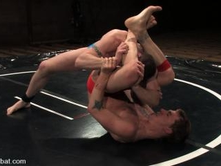 Dean Tucker vs James HamiltonThe Mud Match