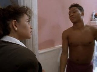 Khalil Kain and Omar Epps are equally toned and de
