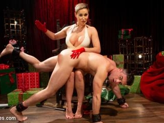 Holiday Tribute: Ryan Keely receives new toy Lance