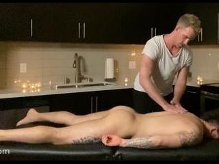 Nick Fitt and Clark Davis-Fitt: Kinky Massage