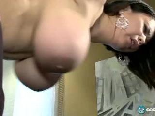 Tigerr Benson in Busty Asian Cum Swallower