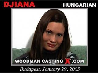 Djiana casting