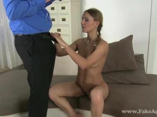 A Perfect Creampie Candidate!