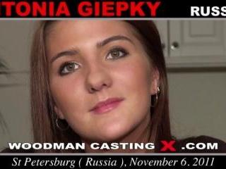 Antonia Giepky casting