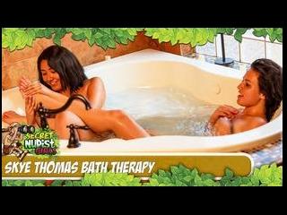 Skye Thomas presents Bath Therapy