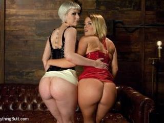 Ass Fetish: Cherry Torn and Krissy Lynn