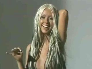 Christina Aguilera is sexy