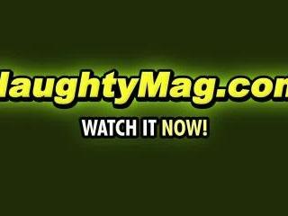 Mia Monroe on NaughtyMag.com