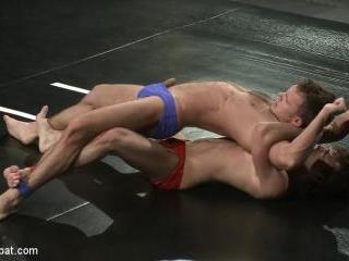 Tucker Scott vs. Zach Alexander