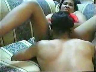 womany fucked by nephew on sofa