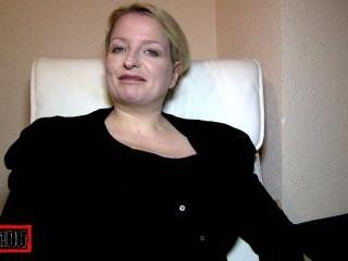 Video interview porno with Carola