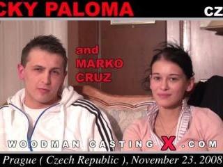 Vicky Paloma casting