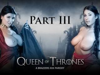 Queen Of Thrones: Part 3 (A XXX Parody)