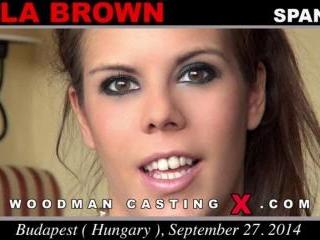 Gala Brown casting