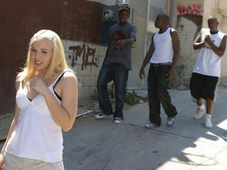 Candi Summers - Blacks On Blondes