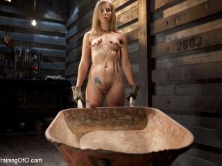 Slave Training of Chastity LynnDay 1-Finding her p