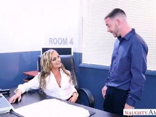 Naughty Office - Tucker Stevens & Tony Rubino