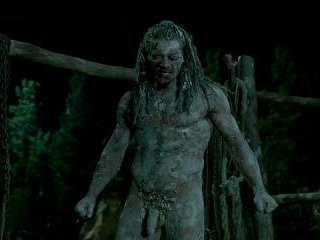 Zach McGowan gives a full frontal performance afte