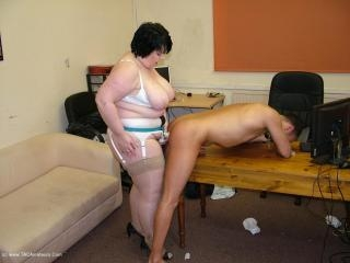 Fucked In Warehouse Office Pt4