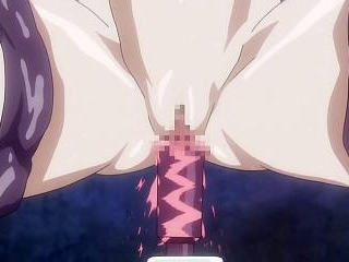 Horny action, mystery, drama anime clip with uncen