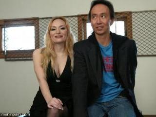 Aiden Starr and Tao Jonz