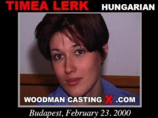 Timea Lerk casting