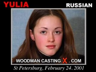 Yulia casting