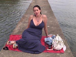 Cindy Picardie de retour pour une scène ultra hard