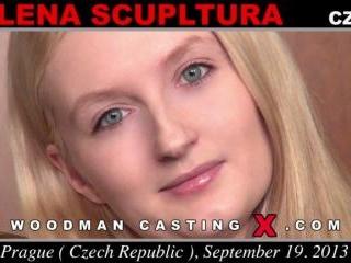 Helena Sculptura casting