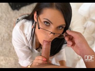 Babe Doctor is Fucked and Gets a Creampie
