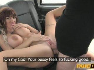 Sluts, Sluts Everywhere Even In My Taxi!