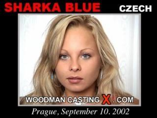 Sharka Blue casting