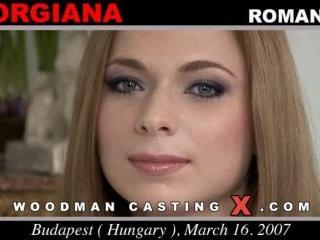 Giorgiana casting